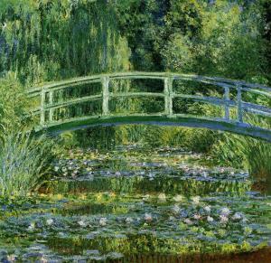 Monet-blog-water-lilies-Japanese-bridge
