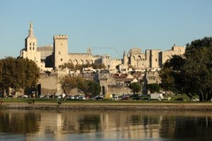 11117853-rhone-river-and-the-pope-s-palace-in-avignon-france-photo-taken-at-26th-of-october-2011
