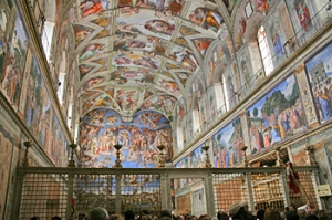 Italy966-Rome-VaticanMuseums-SistineChapel