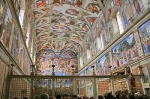 Italy966-Rome-VaticanMuseums-SistineChapel