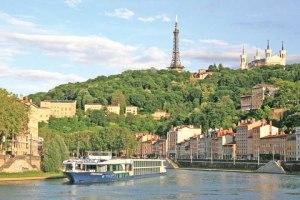 Scenery_Rhone_Lyon_France