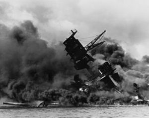 303px-The_USS_Arizona_(BB-39)_burning_after_the_Japanese_attack_on_Pearl_Harbor_-_NARA_195617_-_Edit - Copy - Copy