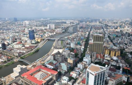 Ho-Chi-Minh-skyline-Vietnam