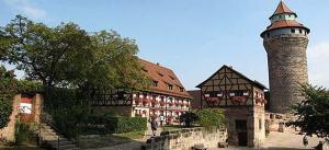 kaiserburg-castle-nuremberg