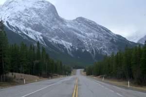 Kananaskis, Alberta, Highway 40, Rocky Mountains