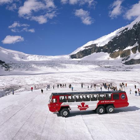 Canadian Rockies And Glacier National Park Booking Now