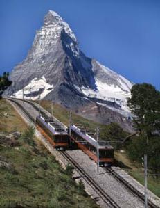 zermatt train