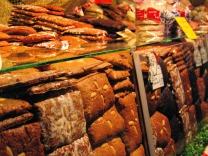 Germany Christmas Markets - Nuremberg Lebkuchen via Wikimedia