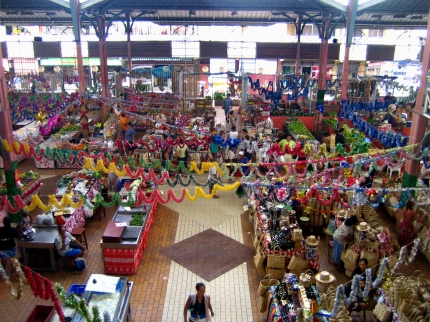 markets of papeete