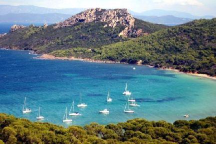 French Riviera, Hyeres-Toulon, Bay