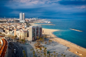 Barcelona-beach-Spain