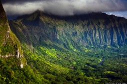 Pali Mountains