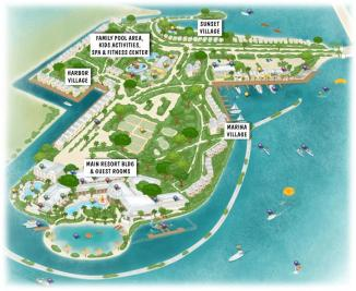 hawks-cay-resort-map
