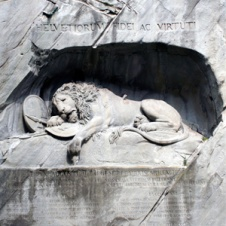 Lion-memorial