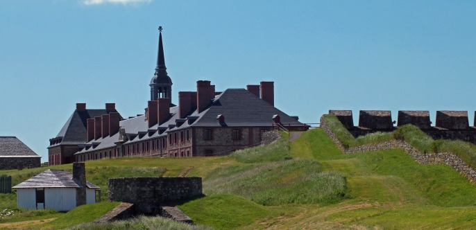 MUS Fortress of Louisbourg - Copy