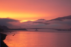alaska-august-sunset-juneau-to-douglas-bridge - Copy