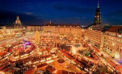 Germany Christmas Markets - Dresden via GCM-ORG-UK