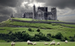 The Rock of Cashel, Cahir, County Tipperary, Ireland
