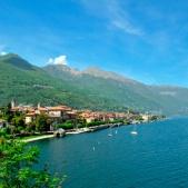 Cannobio,Lake Maggiore,Piedmont,Italy